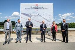 Neues Bahnwerk Cottbus