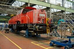 DB Fahrzeuginstandhaltung (FZI) - Werk Cottbus