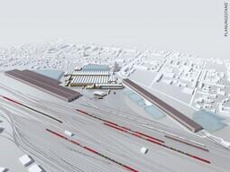 Visualisierung Neues Werk Cottbus